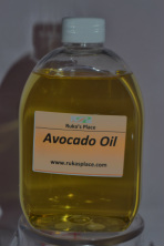 A picture of Ruka's Place Bottle of Avocado Oil