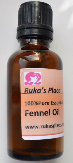 Ruka's Place Fennel Essential Oil