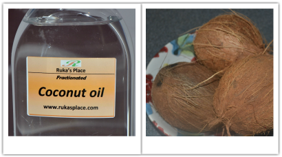 Ruka's Place Coconut Oil Benefits