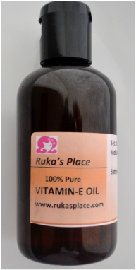 Ruka's Place Vitamin E for Skin