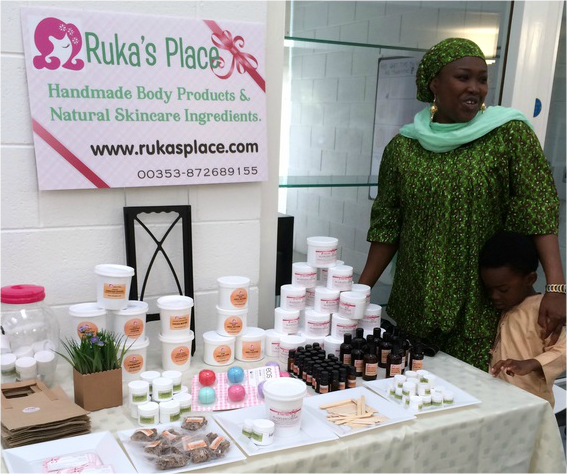 Visit us for your Natural Skincare Ingredients. Ruka's Place.